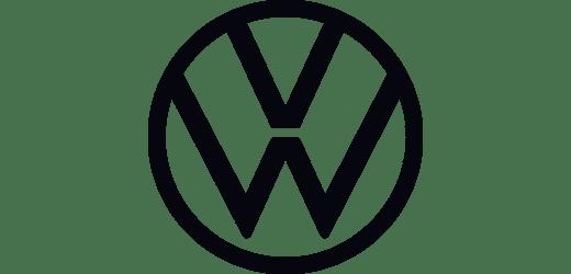 Logo unseres Kunden VW mit unterschiedlichen Unternehmen